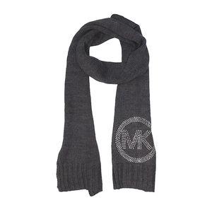 NWT MICHAEL Michael Kors Gray Warm Knit Scarf